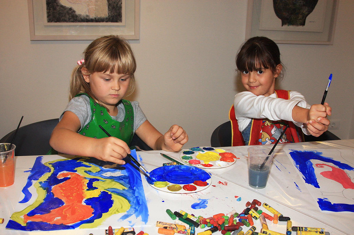 ABCda boja po waldrofskoj pedagogiji