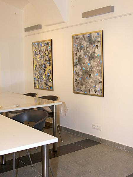 Unutrašnjost galerije