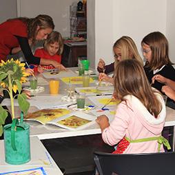 Likovne radionice za djecu i mlade